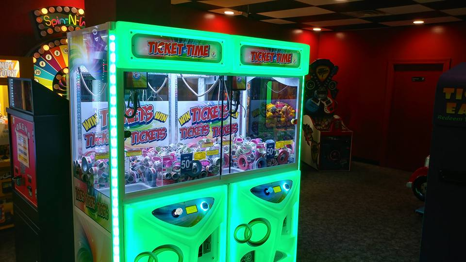 Arcade Fun in Middletown OH | Eastern Lanes