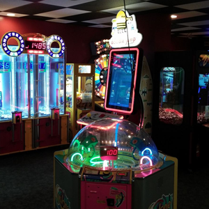 Arcade in Middletown OH | Eastern Lanes