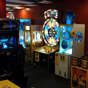 Arcade Games in Middletown OH | Eastern Lanes
